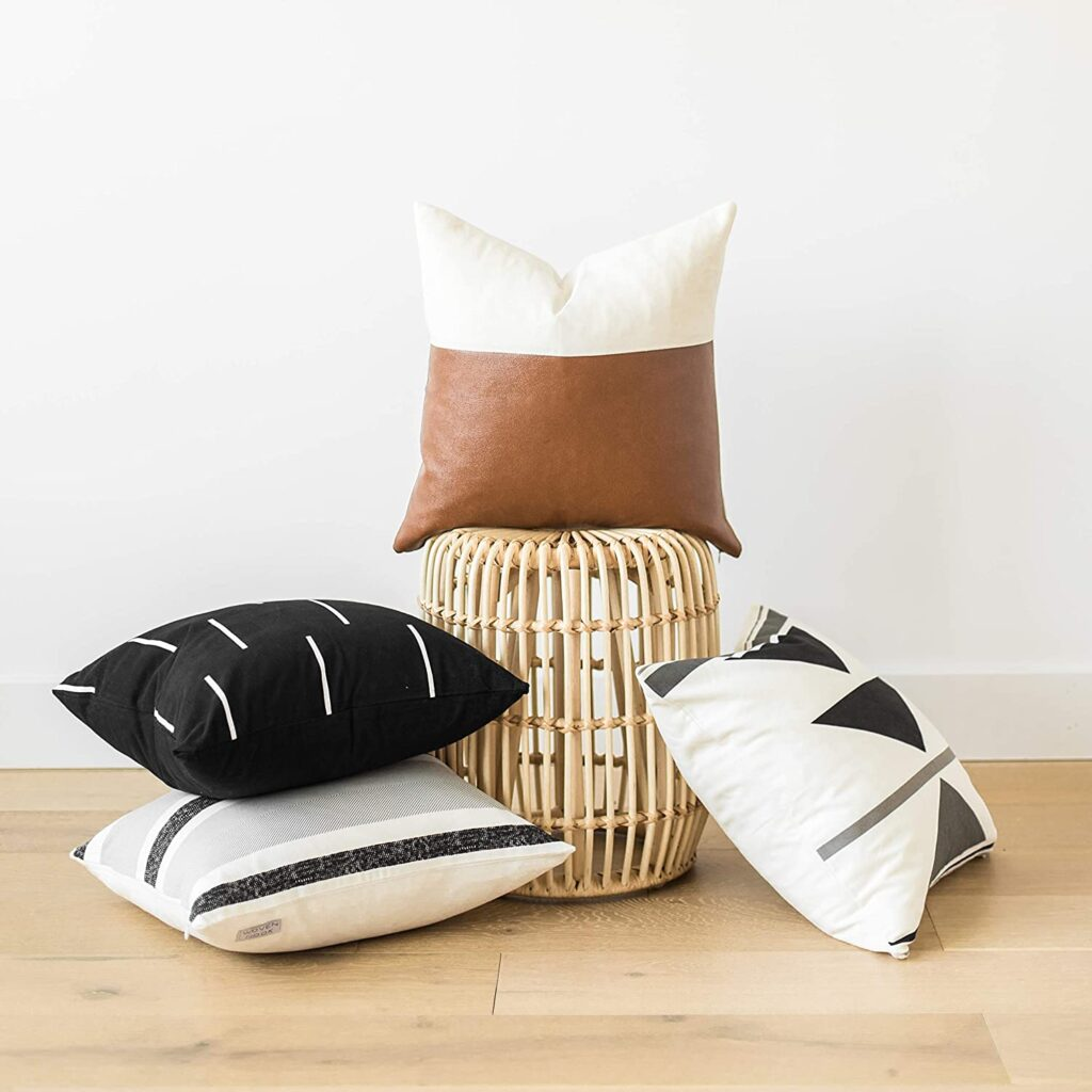 Nook Decorative Throw Pillow Covers set of 4 $39.95