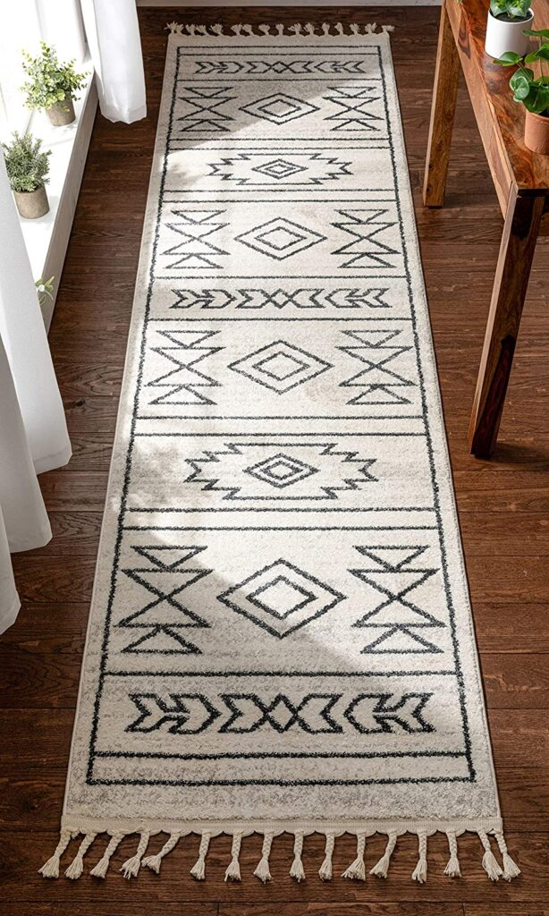 "Tribal Medallion Runner Rug 3x10 (2\'7"" x 9\'10\"") $79.00"