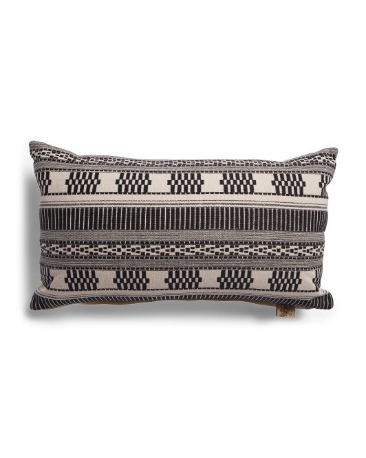 DEVI DESIGN 14x26 Navajo Embroidered Pillow $19.99