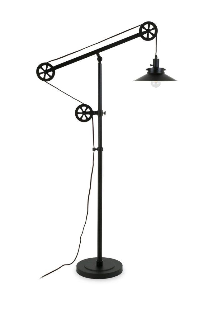 Addison and Lane Descartes Wide Brim Floor Lamp $182.97