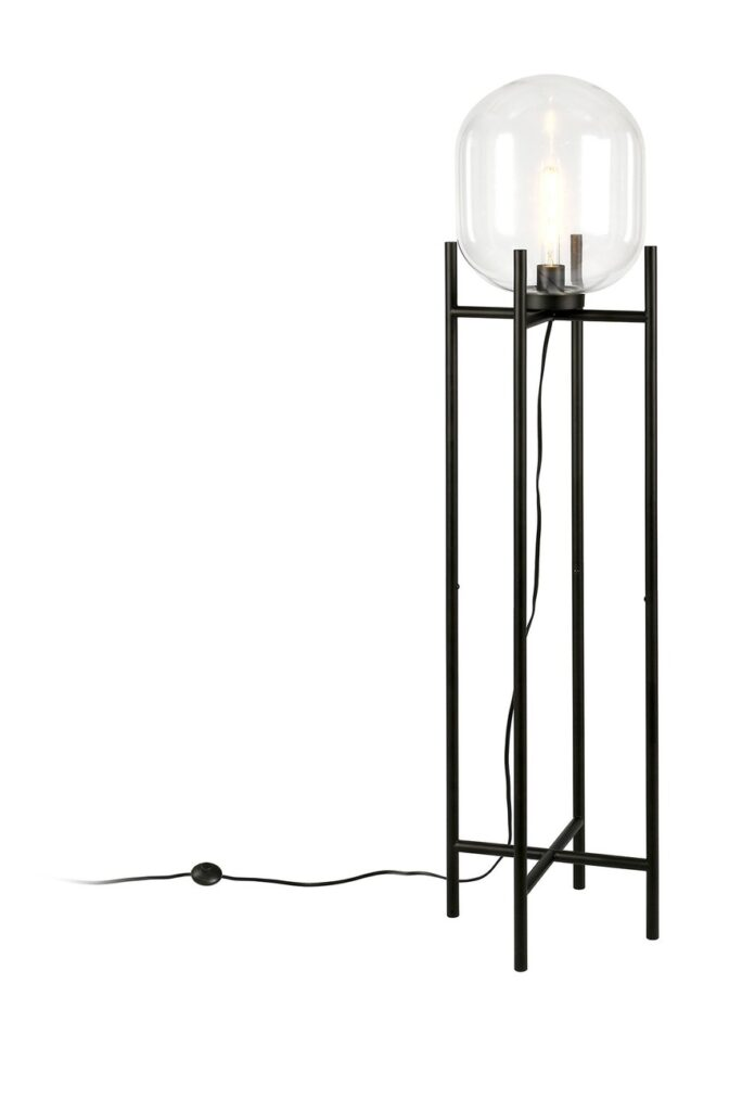 Addison and Lane Edison Blackened Bronze Floor Lamp $135.97