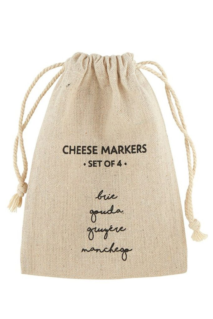 CREATIVE BRANDS Ceramic Cheese Markers $19.97