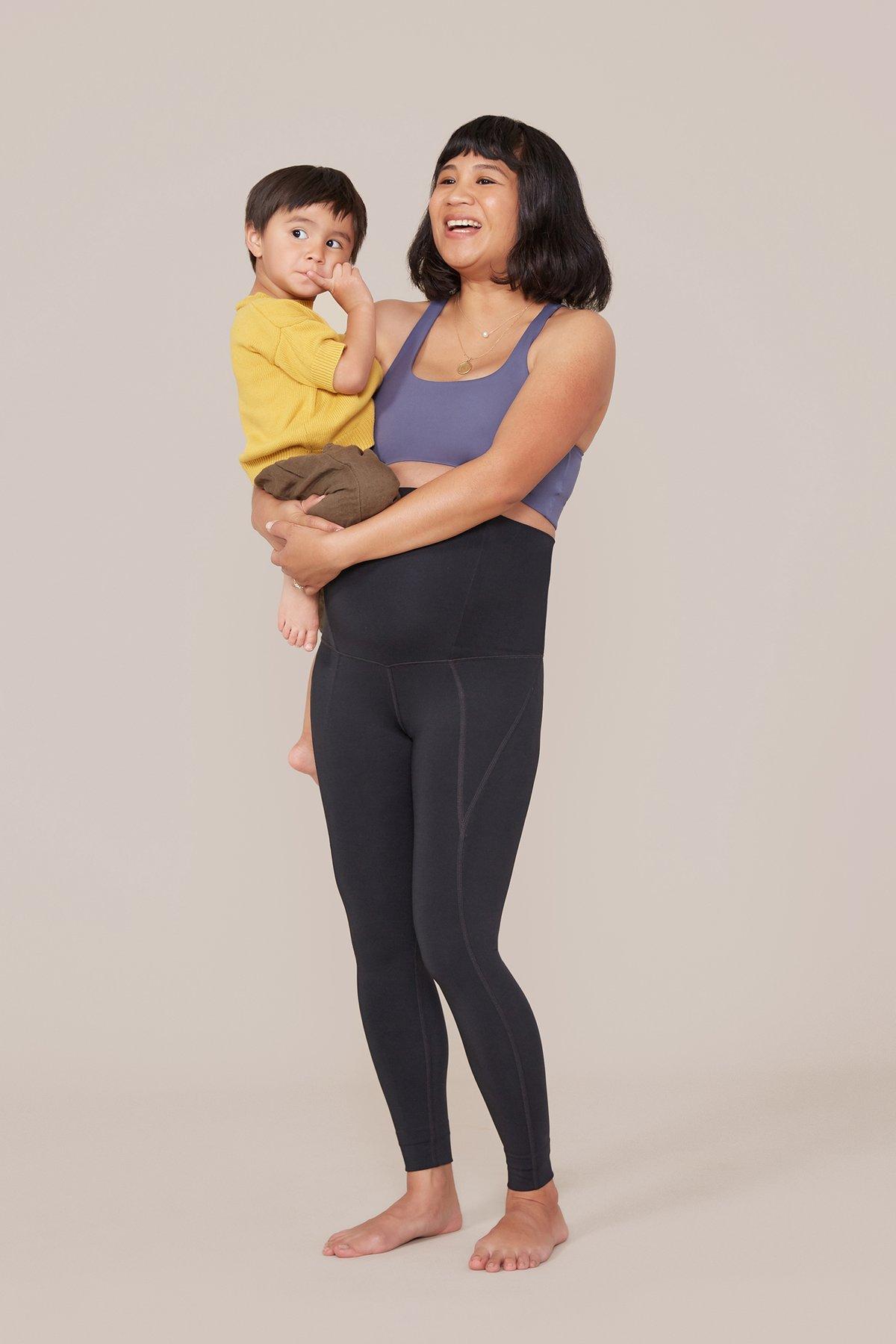 Black Maternity Legging $88