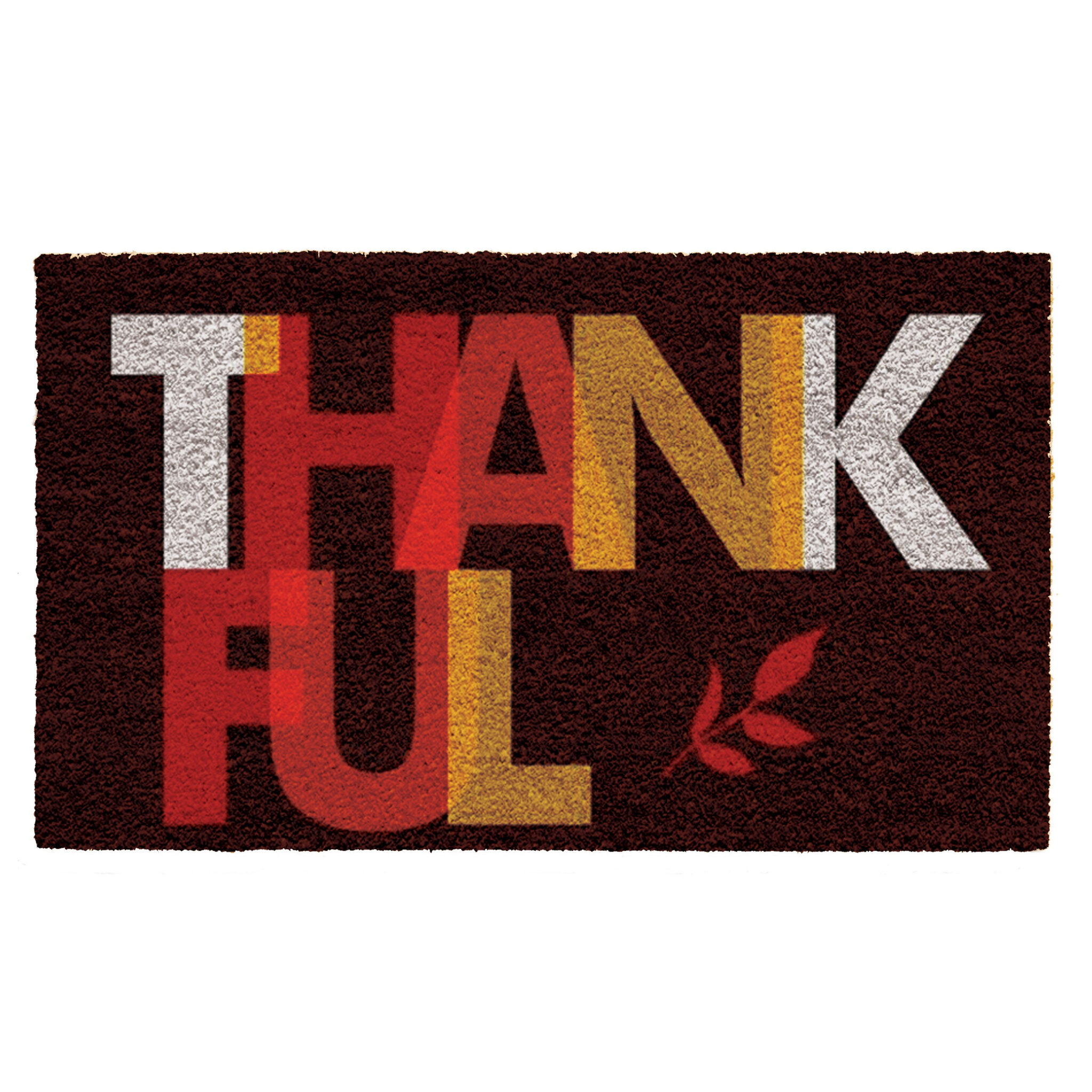 Calloway Mills Thankful Outdoor Doormat $25.99