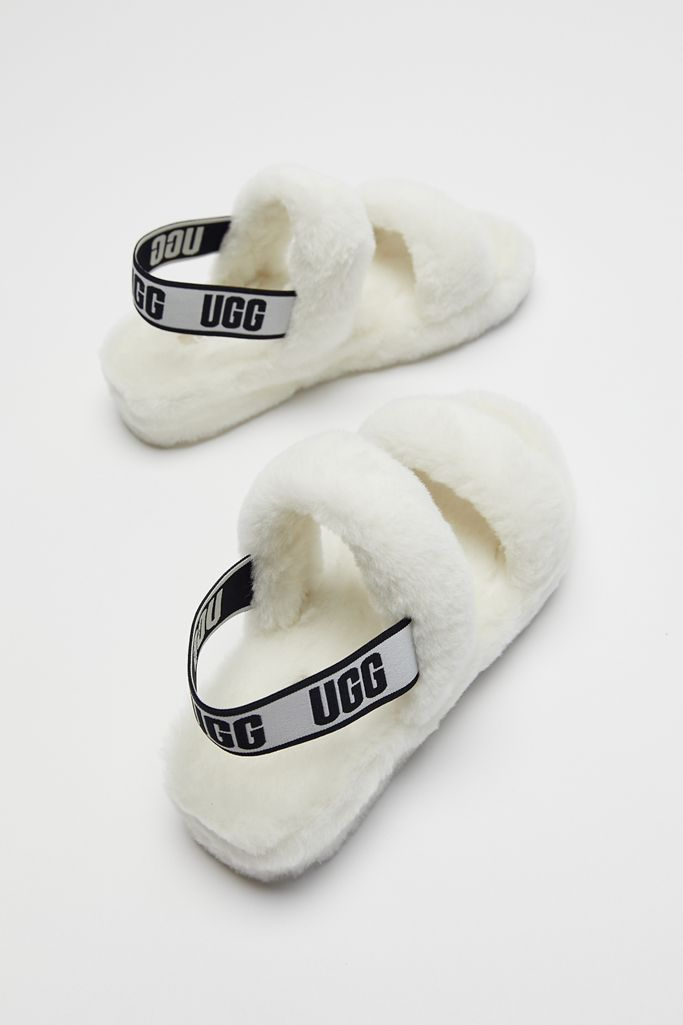 UGG Oh Yeah Slide Sandal $100.00 https://fave.co/37vUsYn