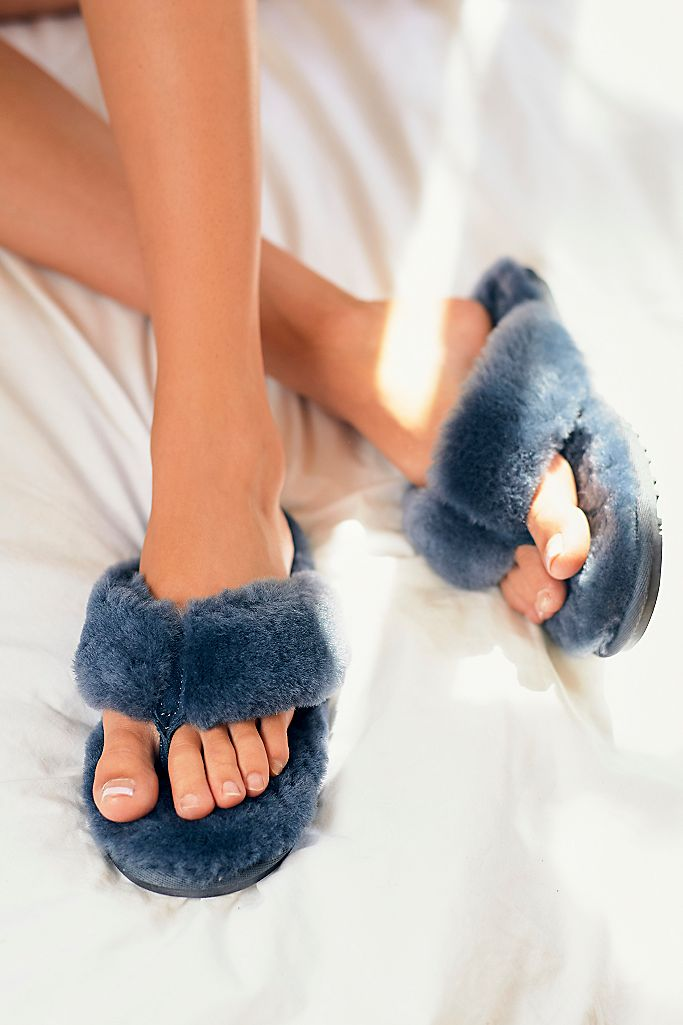 Tilly Thong Slippers $58.00