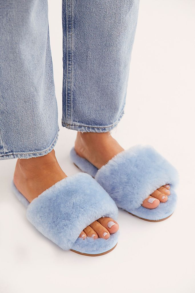 Easy Livin Slide Slippers $58.00 https://fave.co/37zCzbo