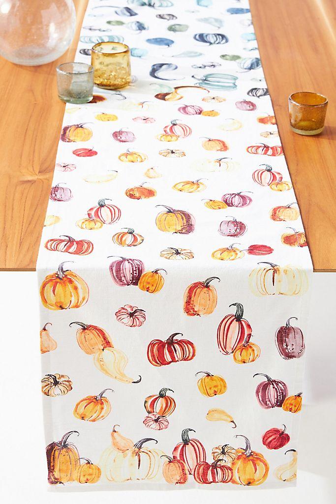 Hello Pumpkin Table Runner $68.00
