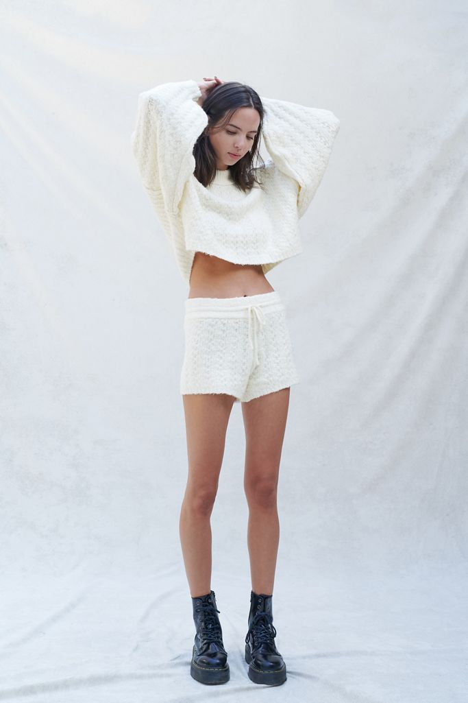 Out From Under Adeline Knit Short $49.00
