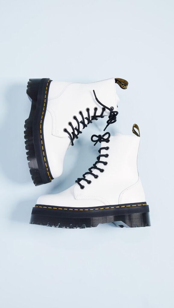 Dr. Martens Jadon 8 Eye Boots $180.00