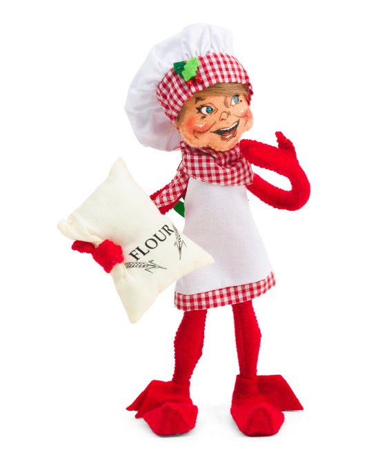 9in Chef Elf $9.99