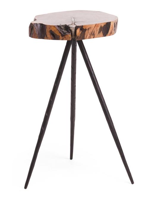 Farrin Tree Side Table $49.99