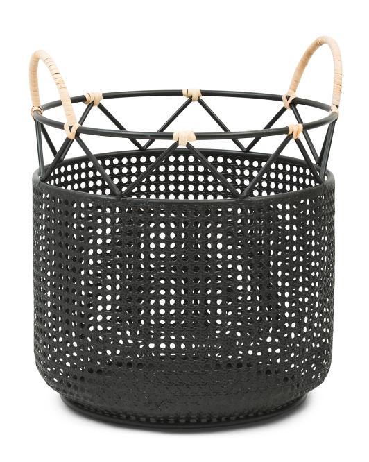PRIVILEGE Decorative Storage Basket $34.99
