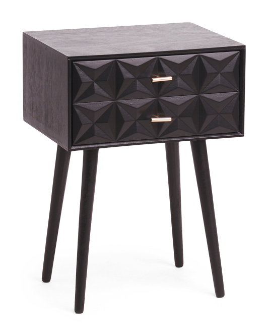 JIMCO Two Drawer Accent Table $69.99