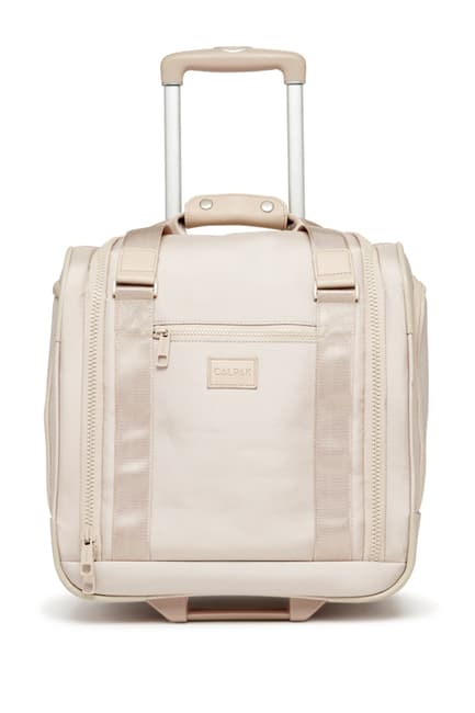 """Murphie 15.5\"""" Under-Seat Soft Sided Carry-On Suitcase $69.97"""