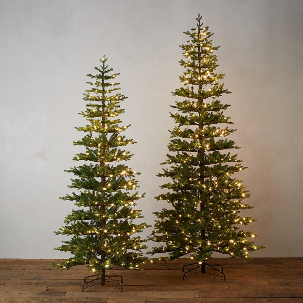 Faux Pre-Lit LED Queensland Tree $398.00
