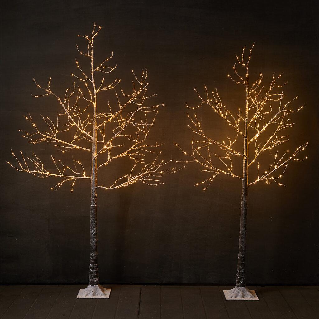 Faux Pre-Lit LED Wrapped Branch Tree $188.00