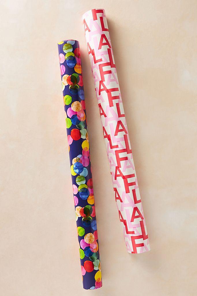 Fa La La Wrapping Paper Roll $10.00