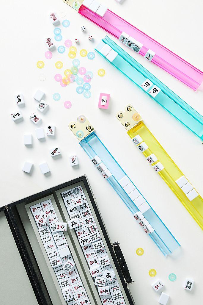 Mahjong Travel Game Set $140.00