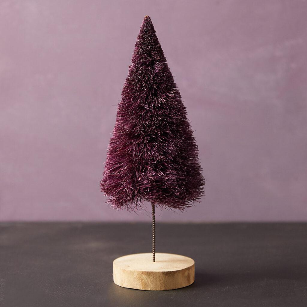 """Brush Tree, 12\"""" $18.00"""