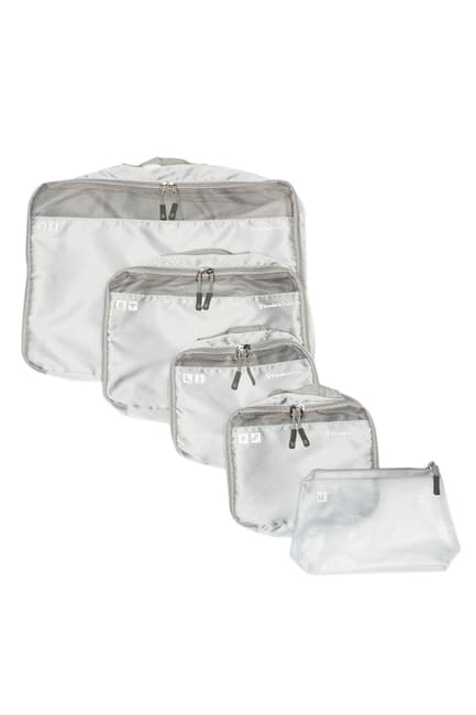 Traveler\'s Choice 5-Piece Packing Cube Set $29.97