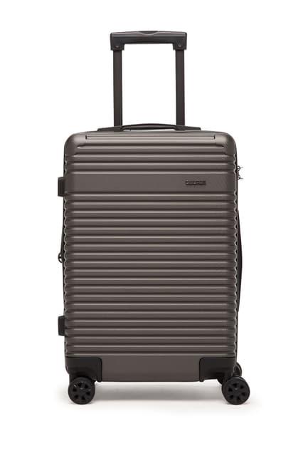 """CALPAK LUGGAGE Pelton 20\"""" Carry-On Hardside Luggage $64.97"""
