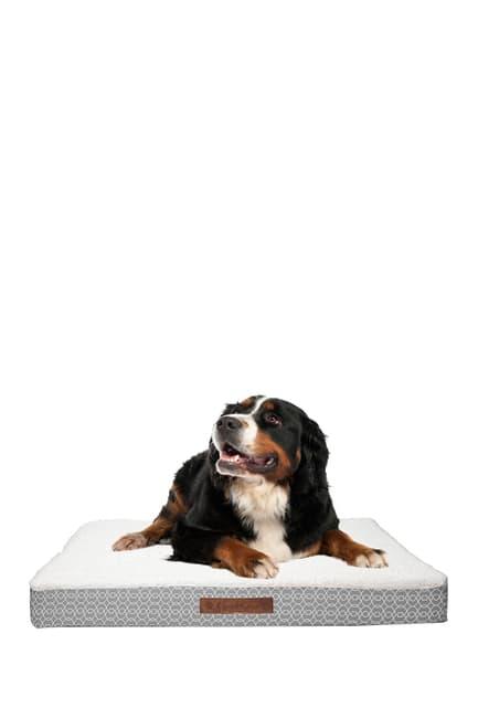 Duck River Textile Bogart Gate Large Orthopedic Memory Foam Pet Bed $41.97