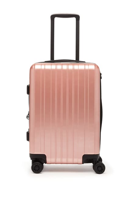 "CALPAK LUGGAGE Maie 20"" Carry-On Hardside Spinner $59.97"