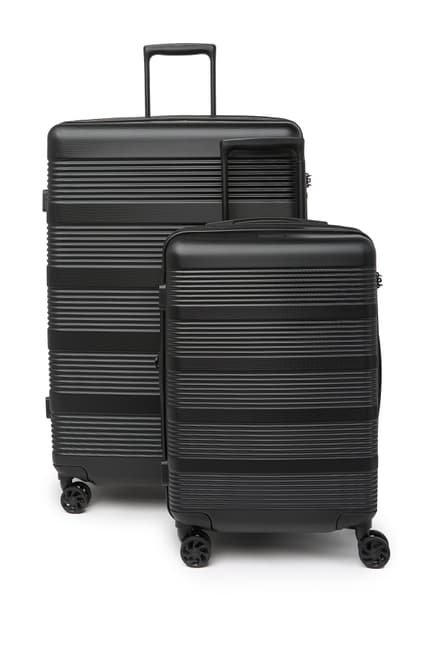 CALPAK LUGGAGE Indio Collection 2-Piece Travel Set $129.97