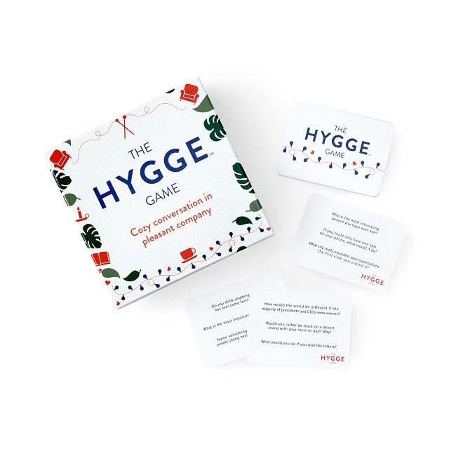 The Hygge Conversation Game $20.00