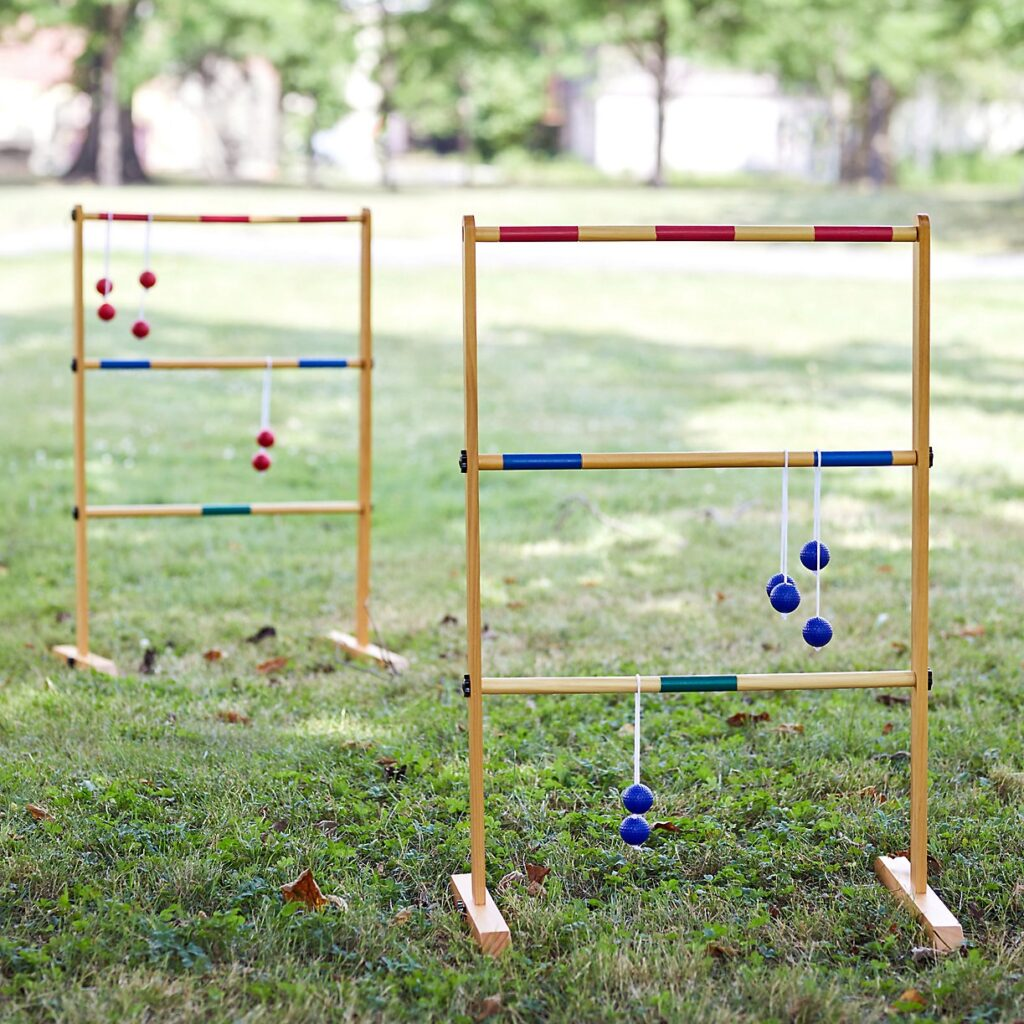 Oversized Ladder Toss Yard Game $128.00