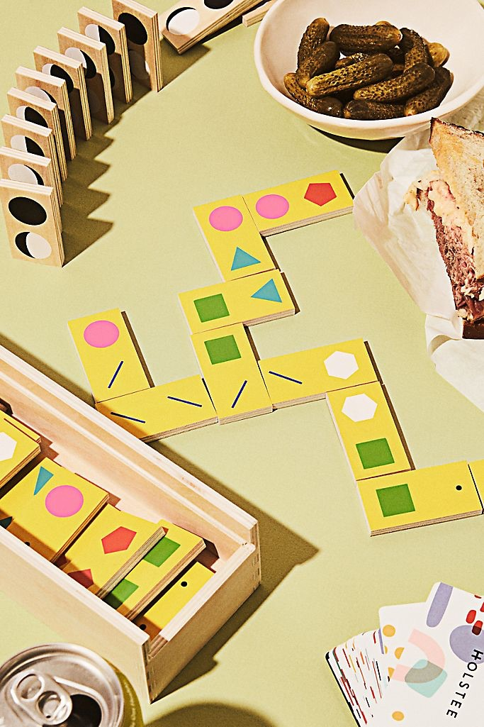 Shape Dominoes Set $49.00