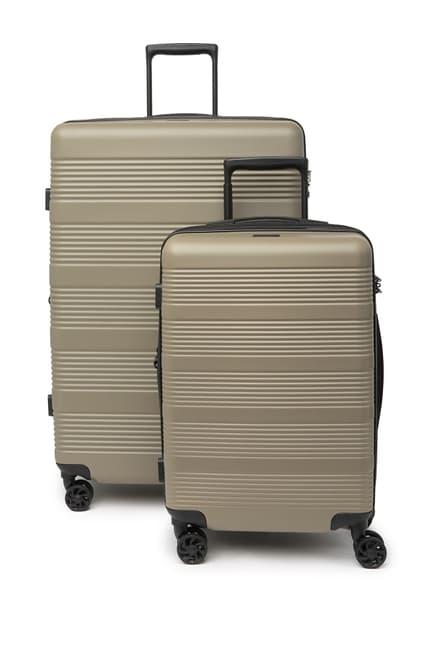 CALPAK LUGGAGE Indio Collection 2-Piece Travel Set $129.97