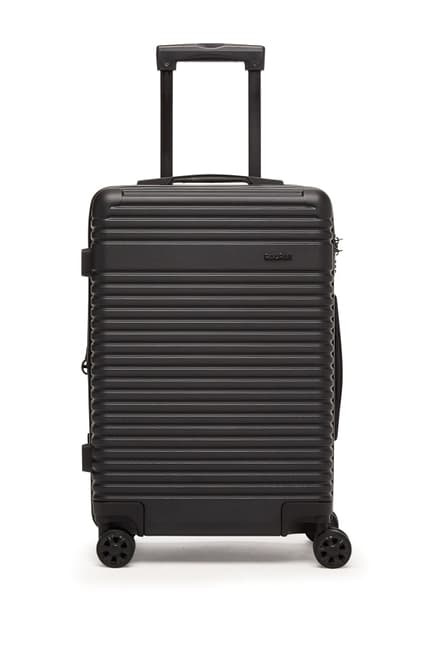 "CALPAK LUGGAGE Pelton 20"" Carry-On Hardside Luggage $64.97"