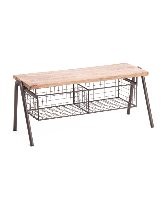 CLASSIC HOME Terence Bench $149.99