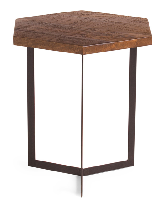 UMA Wood Coffee Table $199.99