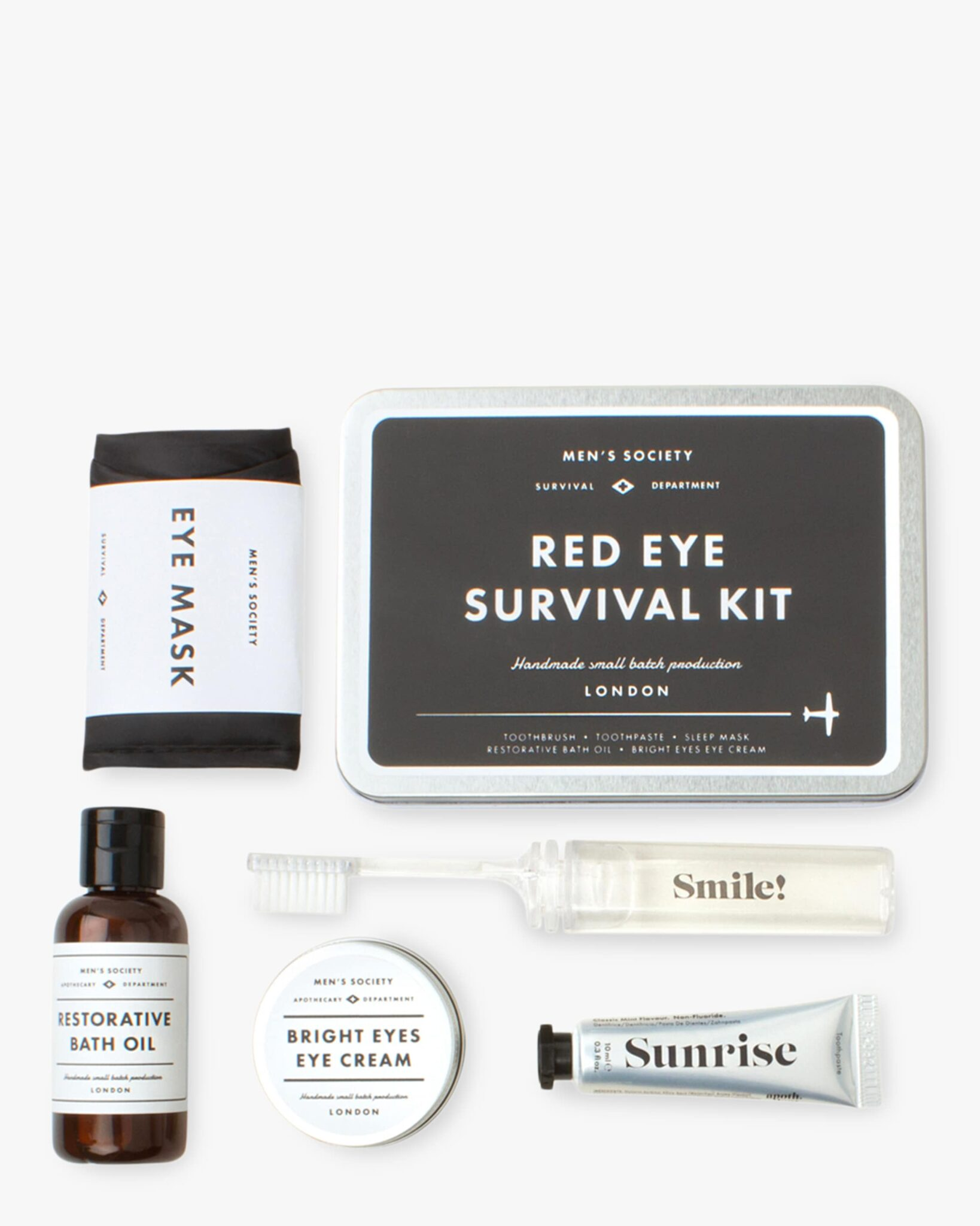 Atlantic Folk Red Eye Survival Kit $35.00