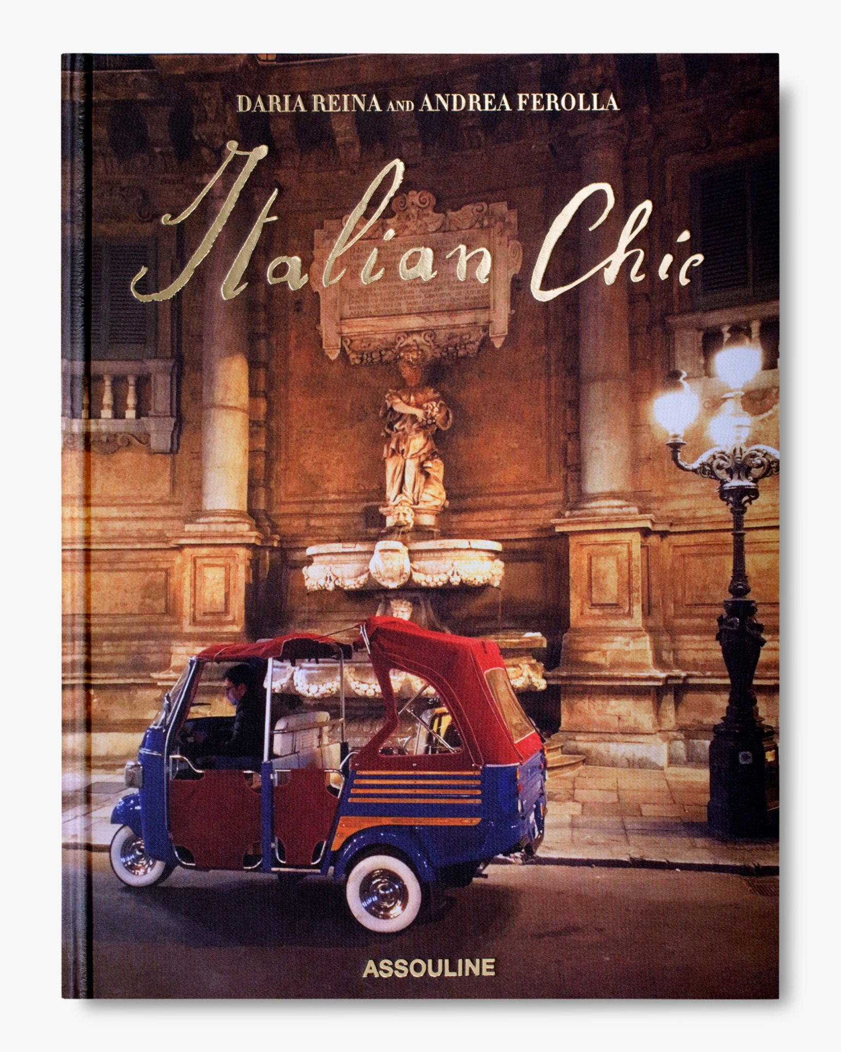 Assouline Italian Chic $95.00