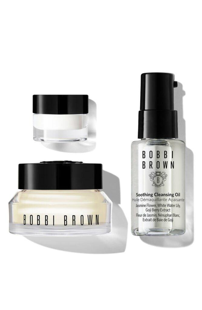 The Getaway Travel Size Skin Care Set BOBBI BROWN $25.00