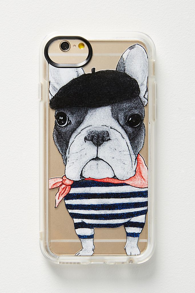 Casetify French Bulldog iPhone Case $36.00