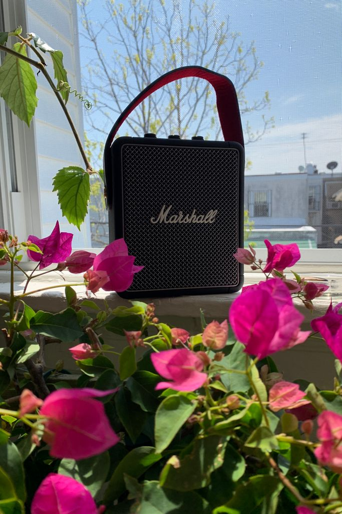 Marshall Stockwell II Bluetooth Speaker $200.00