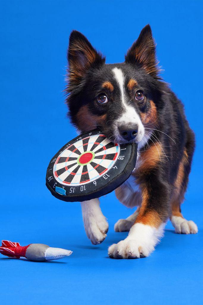 BARK Bullseye Dart Board Dog Toy $9.99