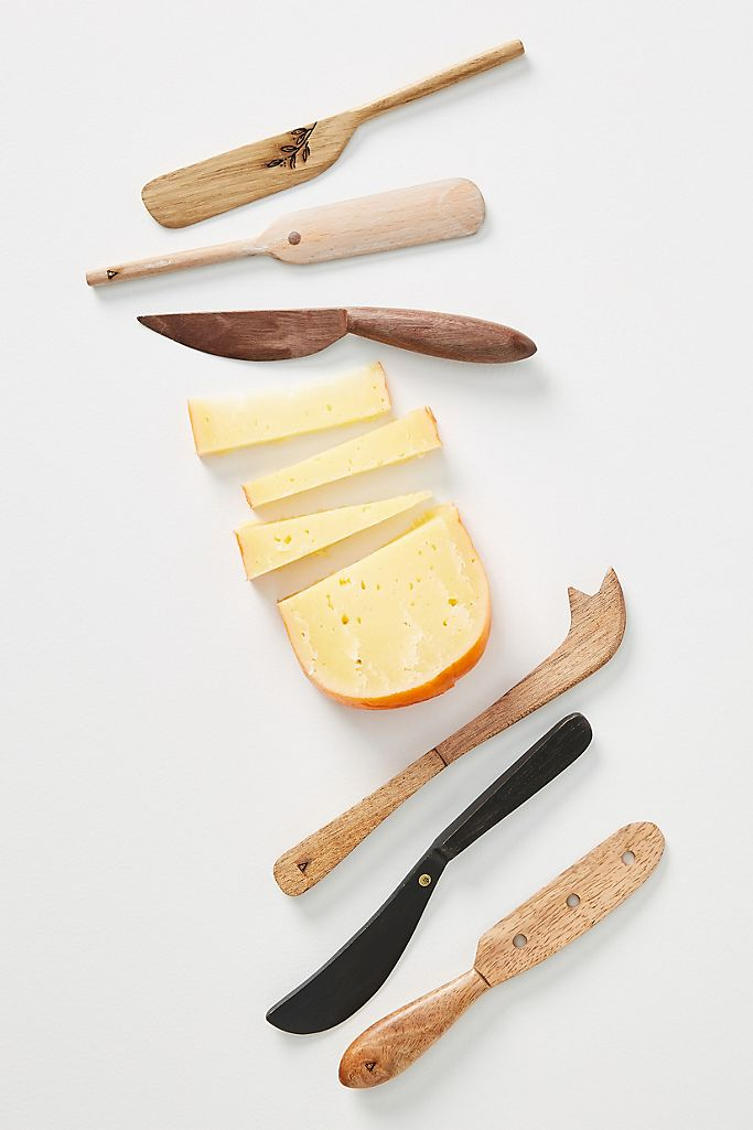 Wooden Spreaders, Set of 6 $28.00