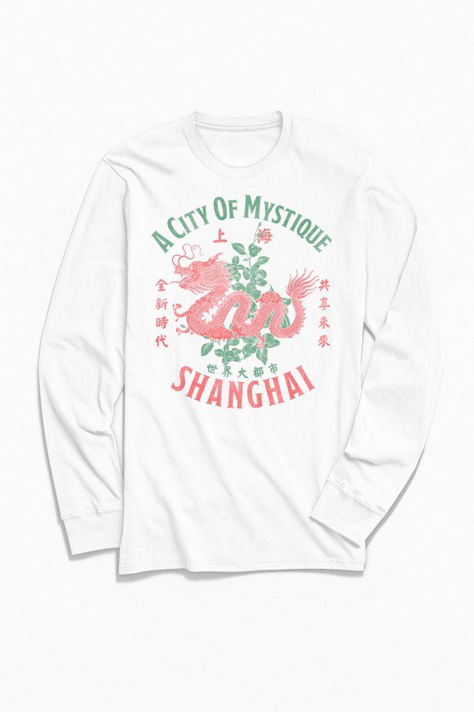 Travel Apparel Shanghai Long Sleeve Tee $39.00