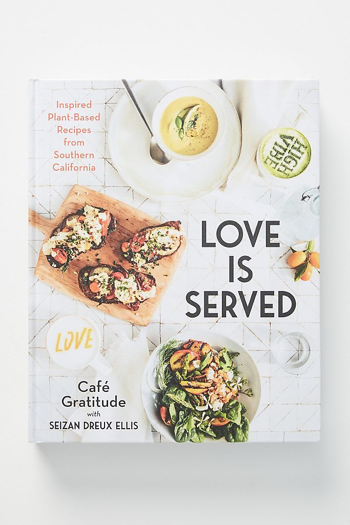 Love Is Served $35.00