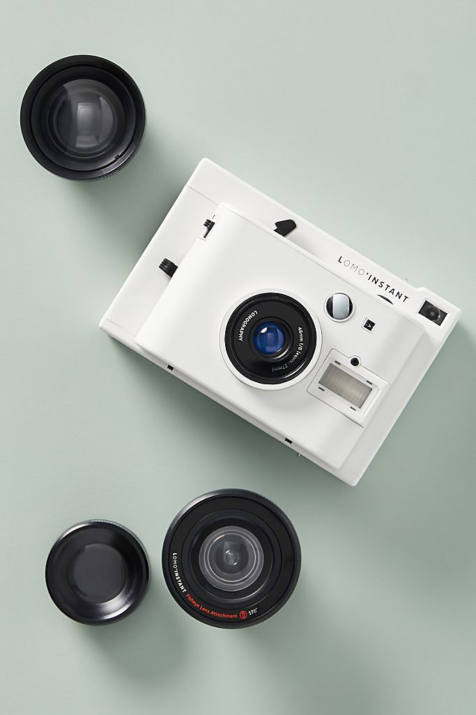Lomo\'Instant Camera and Lenses Set $119.00