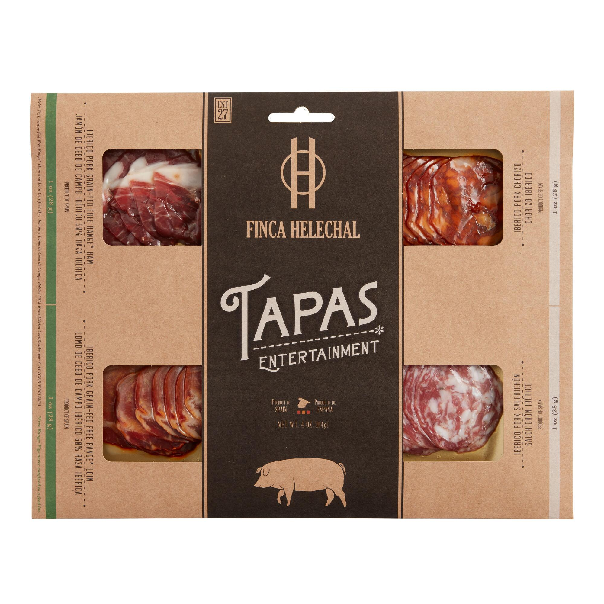 Finca Helechal Tapas Entertainment 4 Pack $19.99