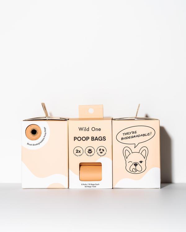 Poop Bags–$8.00
