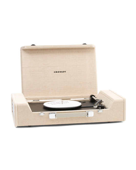 CROSLEY Nomad Turntable $99.99