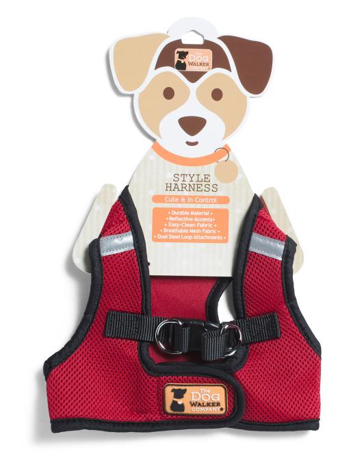 ELITE PET Vest Harness $6.99